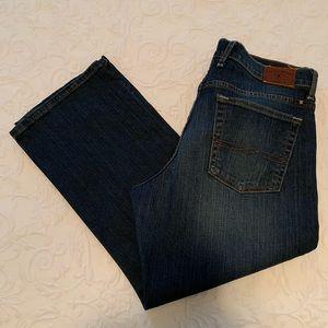 Lucky Brand Crop Jean